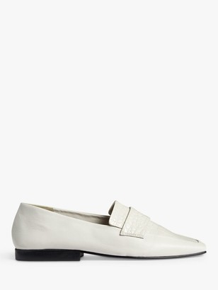 Jigsaw Dylan Soft Leather Loafers