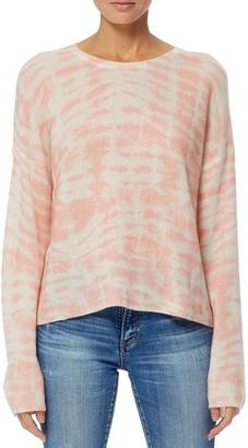 360 Cashmere Hanalei Tie Dye Pullover Sweater