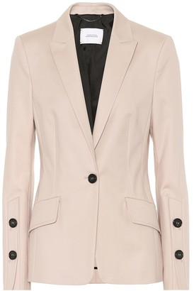 Schumacher Dorothee Bold Silhouette cotton jacket
