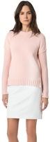 10 crosby derek lam Chunky Cotton Sweater