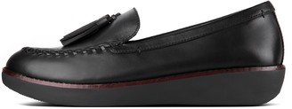FitFlop Petrina Leather Moccasin Loafers