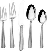 JCPenney BOMBAY Bombay Adelaid 45-pc. Stainless Steel Flatware Set