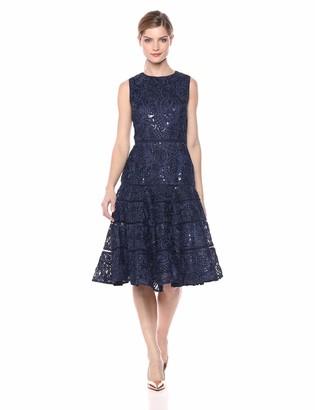 Carmen Marc Valvo Women's Cocktail Dress