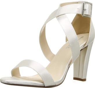 Dyeables Women's Colbie Heeled Sandal