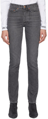 Won Hundred Grey Sabrina Jeans