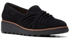 Clarks Collection Women's Sharon Villa Loafers Women's Shoes