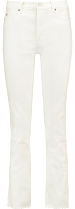 MiH Jeans Daily Mid-Rise Straight-Leg Jeans