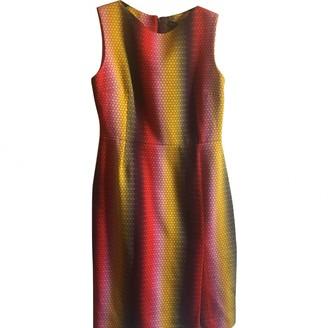 Jonathan Saunders Multicolour Wool Dresses