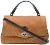 Zanellato textured satchel