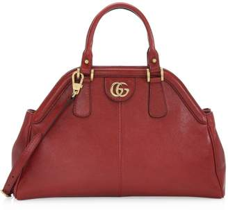 Gucci RE(BELLE) GG Leather Satchel