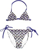 Missoni Knit Viscose & Lycra Bikini