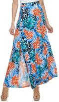 JLO by Jennifer Lopez Women's Slit Maxi Skirt