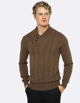 Oxford Felix Shawl Collar Pullover