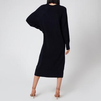 Whistles Women's Midi Length Knit Dress