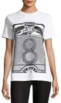 Ralph Lauren Crewneck 8 Graphic-Print T-Shirt