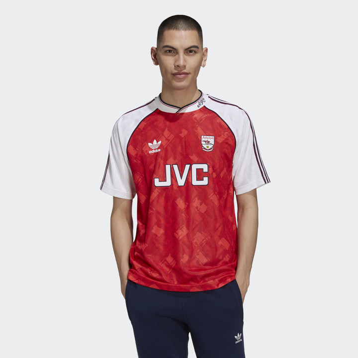 adidas Arsenal Jersey Multicolor S Mens - ShopStyle