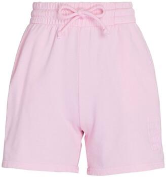 Frankie's Bikinis Burl Cotton Terry Shorts