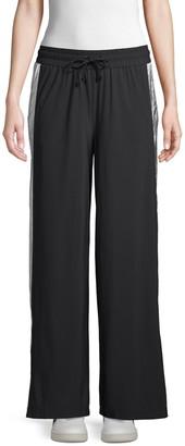 Koral Activewear Wide-Leg Drawstring Pants