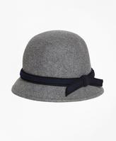 Brooks Brothers Bucket Cloche Hat
