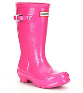 Hunter Glitter Girls' Rain Boots