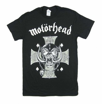 POTATO Iron Maiden Samurai Ed Black T Shirt New Band Merch