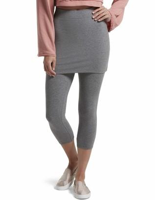 Hue Women's Ultra Soft Cotton Skapri Legging