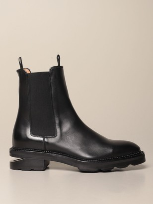 Alexander Wang Chelsea Boot In Leather