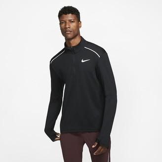 Nike Men's 1/2-Zip Running Top Element 3.0