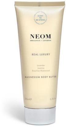 Neom Organics London Neom Real Luxury Magnesium Body Butter 200Ml