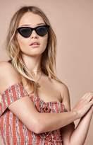 La Hearts Rouje Cat-Eye Sunglasses