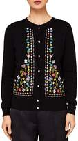 Ted Baker Sisili Hampton Embroidered Cardigan
