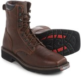 Justin Boots Lace-Up EH Work Boots - Leather, Composite Toe (For Men)