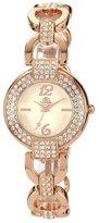 JLO by Jennifer Lopez JL-2820PKRG women's quartz wristwatch