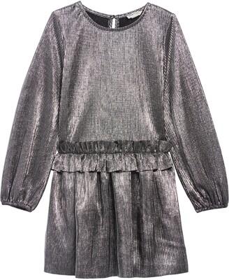 Habitual Collette Metallic Dress