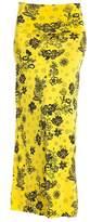 Gravity Threads Pattern Women's Rayon Poly Span Maxi L
