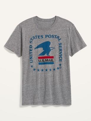 Old Navy United States Postal Service U.S. Mail Gender-Neutral Tee for Men & Women