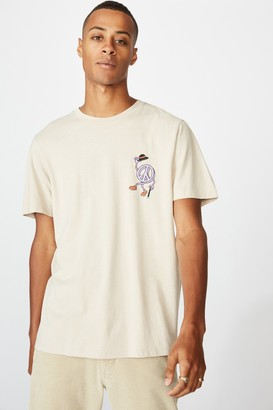 Cotton On Tbar Art T-Shirt