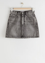 Thumbnail for your product : And other stories Denim Mini Skirt