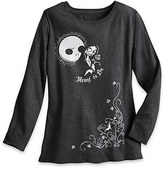 Disney Jack Skellington and Sally Long Sleeve T-Shirt for Women
