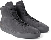 Common Projects - Original Achilles Suede High-top Sneakers