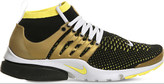Nike Presto Ultra Flyknit and rubber trainers