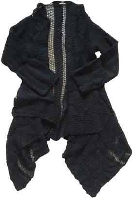 Rare Black Wool Knitwear for Women