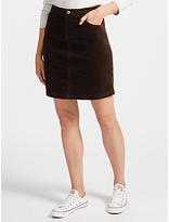 John Lewis Corduroy Skirt