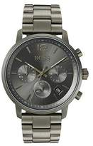 Hugo Boss Chronograph watch in khaki-plated stainless steel