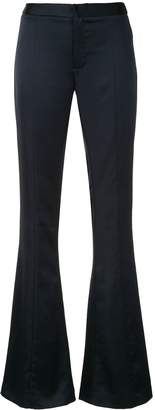 Maggie Marilyn mid-rise flared trousers