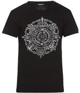 Balmain Medal-print Cotton T-shirt