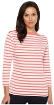 Pendleton Trimmed Stripe Tee Women's T Shirt