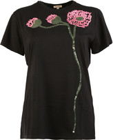 P.A.R.O.S.H. Yercy Flower Fit T-Shirt