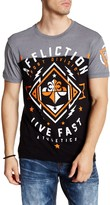 Affliction Path To Victory Short Sleeve Tee