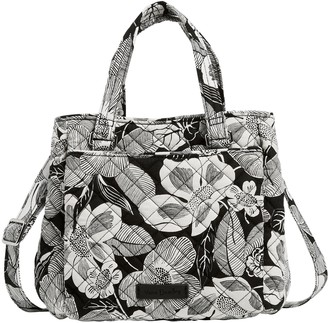 Vera Bradley Signature Mini Multi-Compartment Crossbody